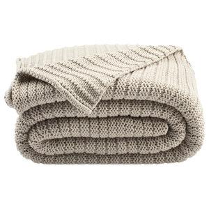 Safavieh Bella Gigi Knit Throw