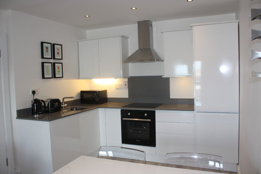 Alexander Court - High End Rental Refurbishment