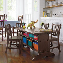 Traditional Kids Tables And Chairs By Crate And Kids