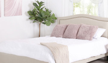 Up to 40% Off Upholstered Beds and Headboards