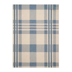 Safavieh Claremont Rug, Beige and Blue, 8'x11'