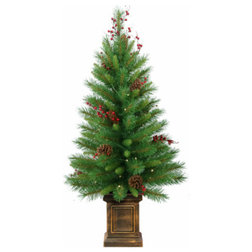 Traditional Christmas Trees by Toolbox Supply