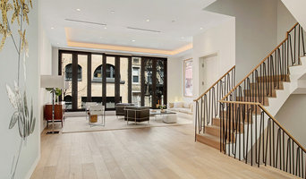 Downing Street Townhouse - NYC