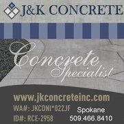 J & K Concrete, Inc's photo