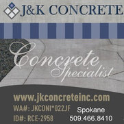 J & K Concrete, Incさんの写真