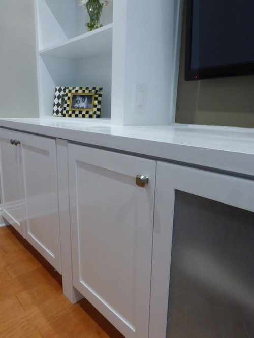 Custom Made Cabinets - Products