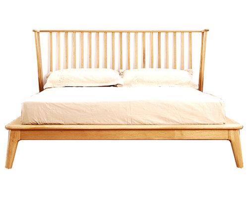 modern solid wood beds decor8 windsor solid oak wood bed bed frames