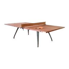 Nuevo   Ping Pong Table, Reclaimed Hardwood   Game Tables