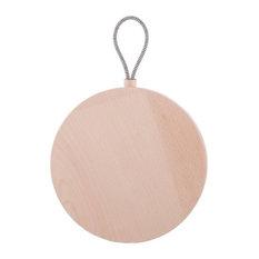 Totitai Cutting Board, Black, Round