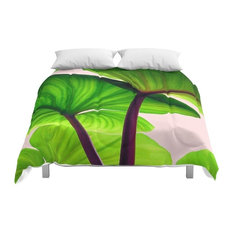 Society6 Charming Sequence Nature Art #Lifestyle Decor Comforter, Queen, 88