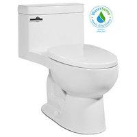 Riose 1P 1.28gpf Elongated Toilet, Balsa