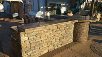 Outdoor Kitchen Project 1