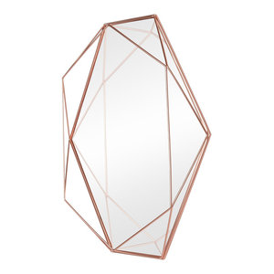 Umbra Prisma Mirror, Copper