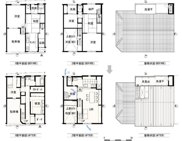 北欧  by (株)一級建築士事務所アトリエm