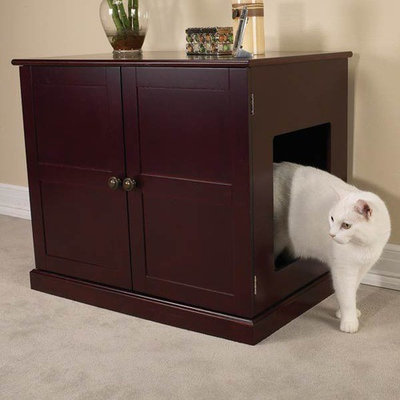 Guest picks space saving multipurpose furniture - Litter boxes for small spaces paint ...