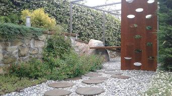 Giardino Privato a Bergamo