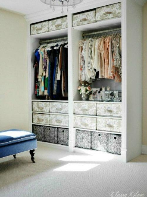 Exceptional DIY IKEA Hack PAX Wardrobe Dressing Room