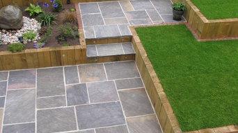 Designer Gardens (Burton) Galaxy Sandstone