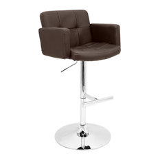 Stout Contemporary Adjustable Barstool
