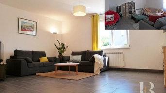 Valorisation d'un appartement de 89 m²