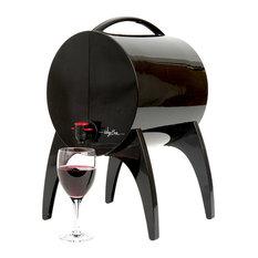 WinyBar Black Wine Dispenser, 5 L