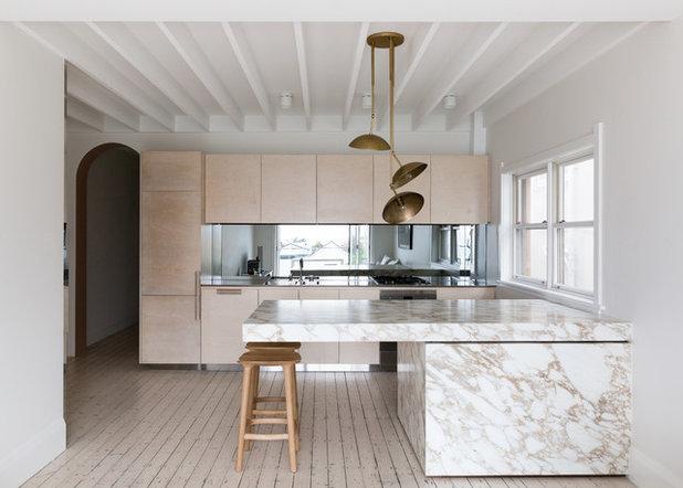 Contemporáneo  by Bondi Kitchens