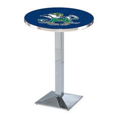Notre Dame Leprechaun Pub Table 28-inchx36-inch
