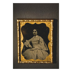 Victorian Ambrotype (puffy sleeves)