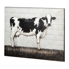 Mercana Holstein Oil Painting