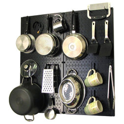 Contemporary Pot Racks And Accessories by Wall Control