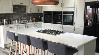 Recent kitchens supplied in Sheffield & South Yorkshire.