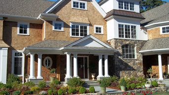 New Construction Shingle Style