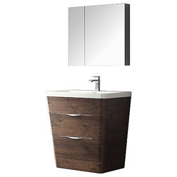 Contemporary Bathroom Vanities And Sink Consoles by Beyond Design & More