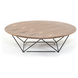 Pleasing Sunpan 103515 Skyy Coffee Table Round Antique Brass White Evergreenethics Interior Chair Design Evergreenethicsorg