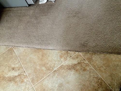 Transition Between Tile Amp Carpet