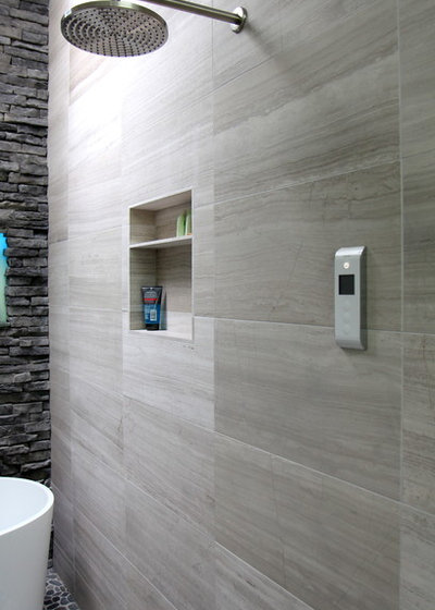 Contemporary  by Change Your Bathroom, Inc.