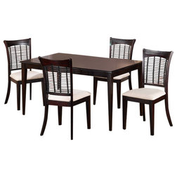 Transitional Dining Sets by Hillsdale Furniture