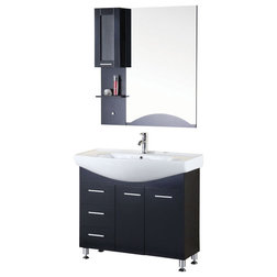 Contemporary Bathroom Vanities And Sink Consoles by Unique Online Furniture