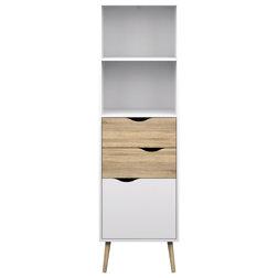 Midcentury Bookcases by Tvilum