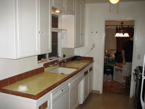 Superb Before Photo. SaveEmail. Galley Kitchen Remodel Before And After
