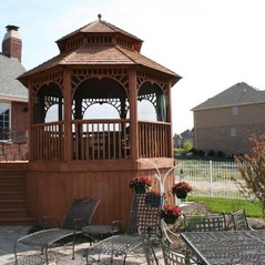 Cedar Rustic Fence Co Joliet Il Us 60435