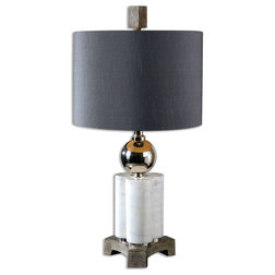 Transitional Table Lamps By Uttermost