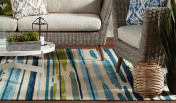 Up to 65% Off Outdoor Rugs