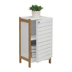 Organize It All - Rendition Floor Cabinet - Bathroom Cabinets