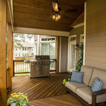 Open Back Porches
