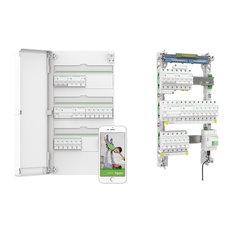 - Elcentral - Resi9 med Wiser Energy - Hemelektronik