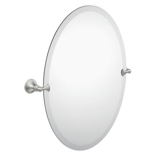 Creative Specialties, Mirror, Brushed Nickel, 23