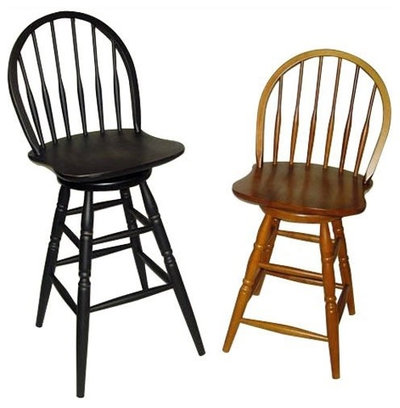 Traditional Bar Stools And Counter Stools by americancountryhomestore