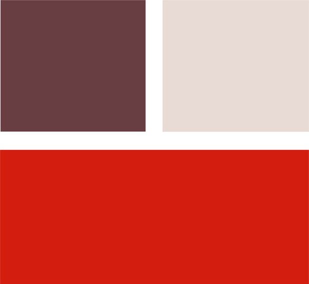 Red Paint Colors For Bedrooms great color palettes: 8 hot bedroom color schemes