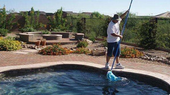 Pool Cleaning in Byron, CA